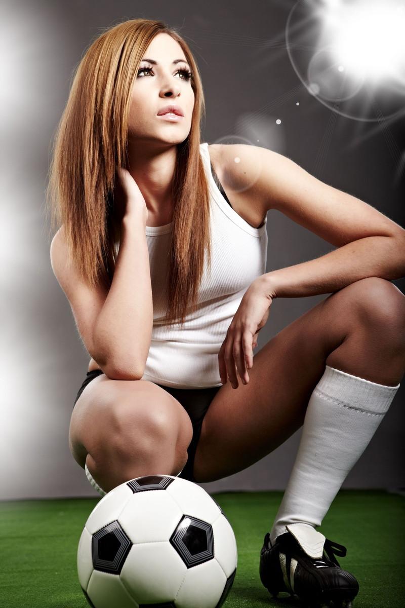 女性 サッカー